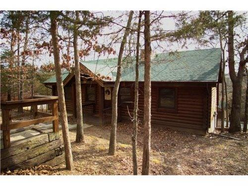 Log Cabin nestled in the Woods - Resort 2BR/BA Log Cabin: Fireplace and Indoor Pool - Branson - rentals