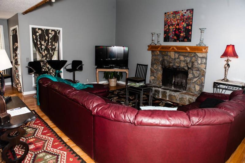 Nashville Contemp & Hot Tub Spa - Image 1 - Hermitage - rentals