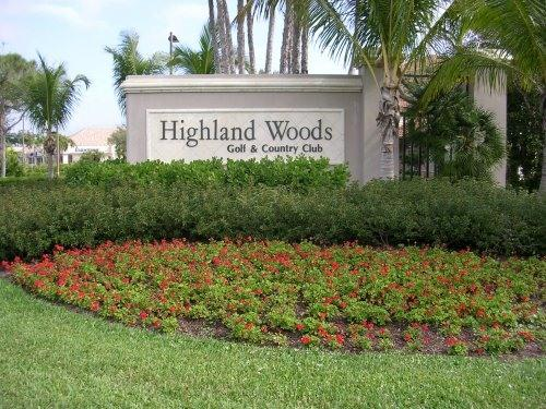 Front Entrance - Highlandwoods Golf & Country Club available Weekly - Bonita Springs - rentals