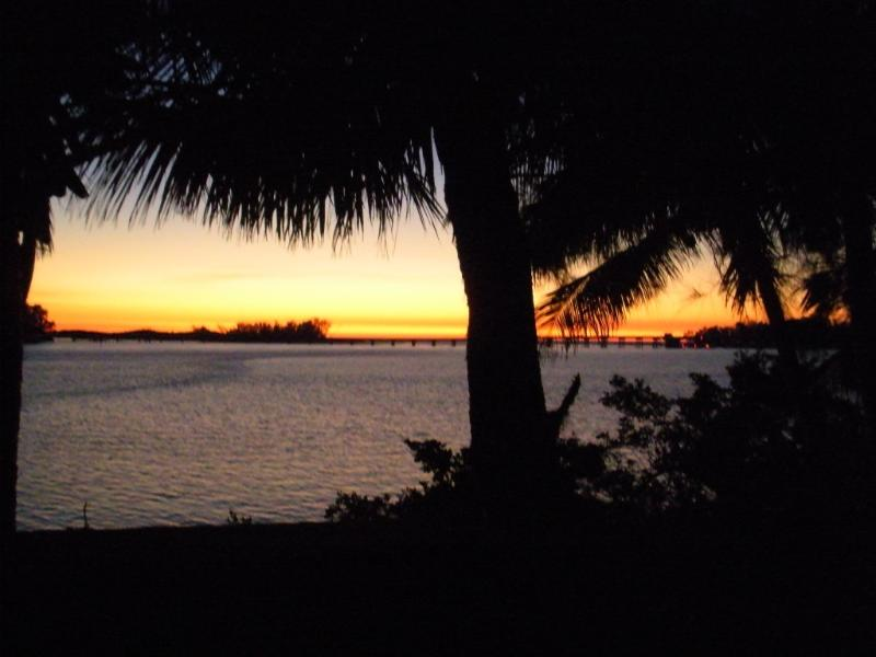 View from home- waterview from all rooms - EXTREME POLYNESIAN BEACH HOUSE with BOAT/ KAYAKS - Longboat Key - rentals