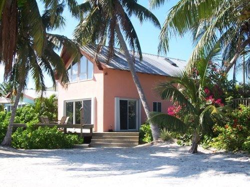 The Conch Cottage - Beachfront home, private and gated beach estate - Summerland Key - rentals