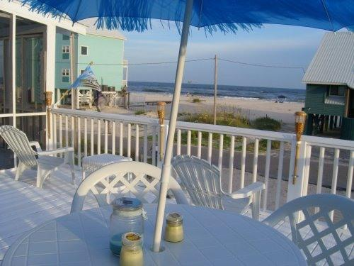 Lucky Dog Beach Cottage. Gulf Coast pet friendly. - Image 1 - Fort Morgan - rentals