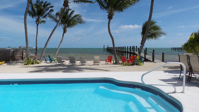 Beautiful Oceanfront, heated pool, free wifi - Image 1 - Islamorada - rentals