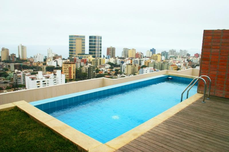 Rooftop Pool - Luxury 4 Bed Apartment Miraflores - Lima - Barranco - rentals