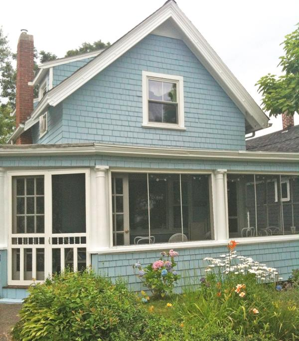 The cottage - Water view adorable Onset cottage steps from beach - Onset - rentals