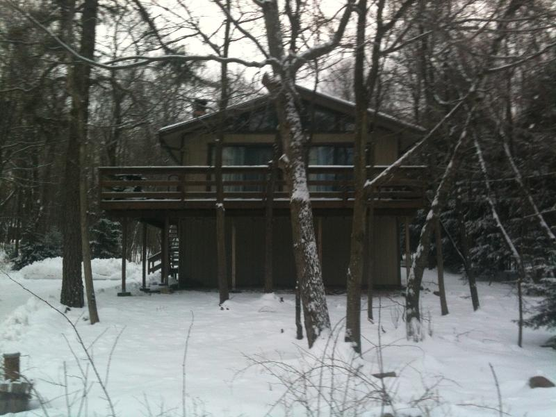 Outside - Beautiful 4 Bedroom Chalet - Albrightsville - rentals