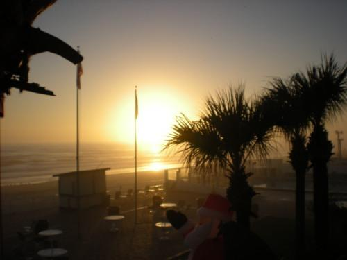 Balcony Sunrise View - Ocean Front World's Most Famous Beach Daytona - Daytona Beach - rentals