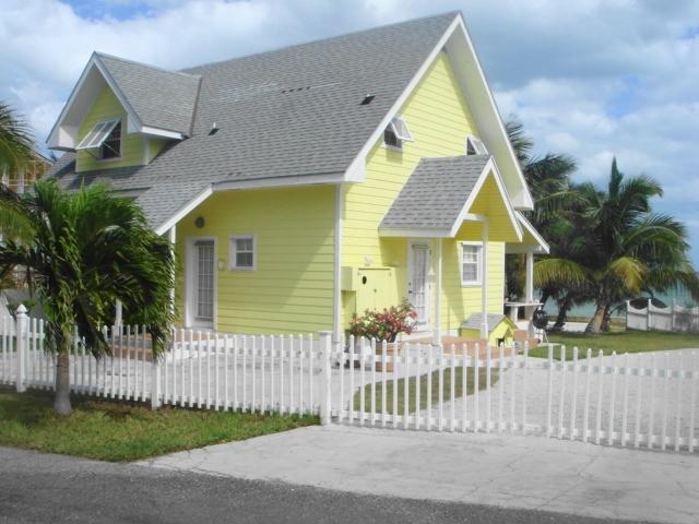 Oceanfront Cottage:Rated excellent on TripAdvisor - Image 1 - Nassau - rentals