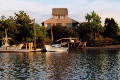 From the bay - Cozy Beach Cottage on the sound - Wilmington - rentals