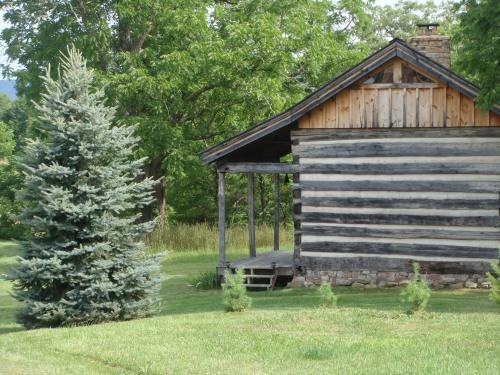 100 Year Old Log Cabin - Good Time Farm Log Cabin Escape - Hillsboro - rentals