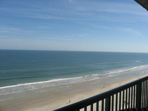 Large Oceanfront Balcony - Brand New Luxurious Direct Oceanfront Jacuzzi Tub - Daytona Beach - rentals