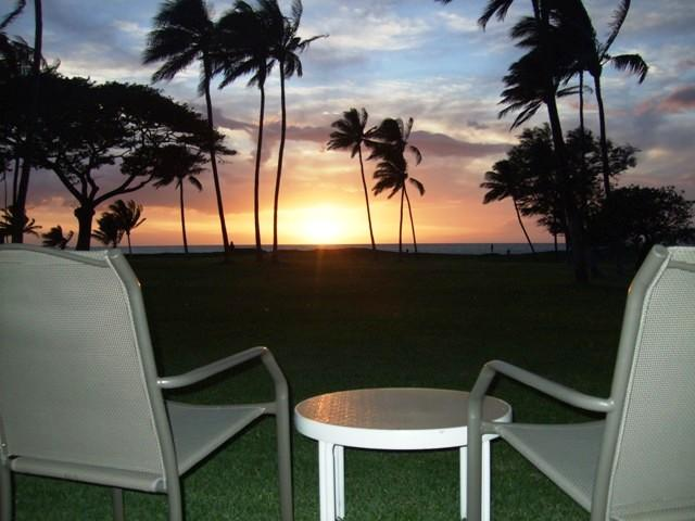 Enjoy Magnificent Sunsets From Your Lanai - Maui Panoramic Oceanfront Ocean View Condo - Kihei - rentals