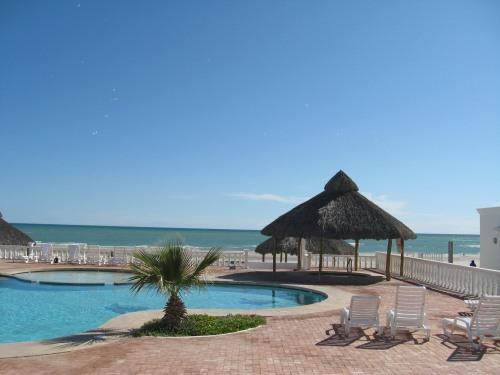 Playa La Jolla Beachfront Pool,Spa,Kids Pool,Deck - Casa Luna Beach Villa  & 2Condos,Pool,Tennis,Spa - Puerto Penasco - rentals