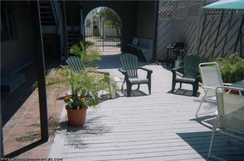 Gated Courtyard - Luxury Condo with Private Courtyard - Seaside Heights - rentals