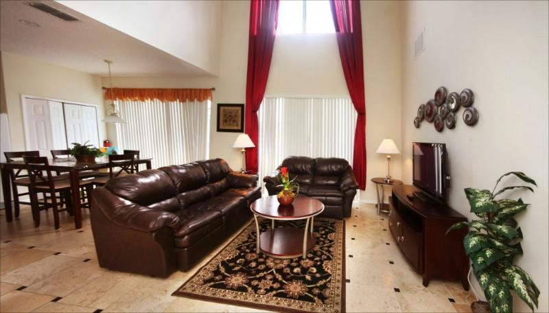 Family Room - Emerald Island Pearl - Four Corners - rentals