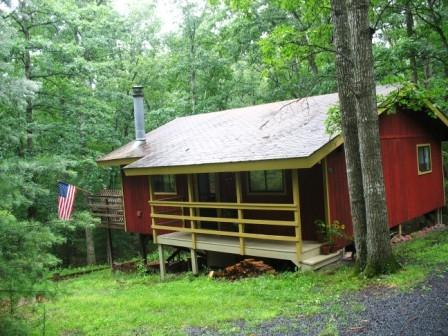 The Little Red Cabin ! - Romantic Retreat; Family Getaway pet friendly! - Orkney Springs - rentals