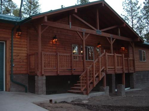 Newly Built Luxury Cabin in Alpine, Arizona - Image 1 - Alpine - rentals