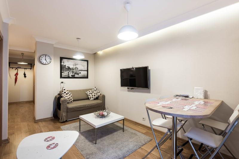 Living Room - Staylish Cosy flat in Central Location Cihangir - Istanbul - rentals