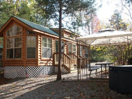 Cabin - Cozy Wilderness Lodge, Sleeps 6 - Cream Ridge - rentals