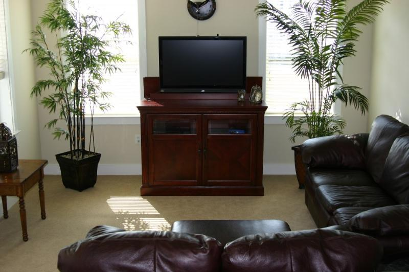 Living with LCD/HD - Pointe West Galveston Condo Beach and Bay views - Galveston - rentals
