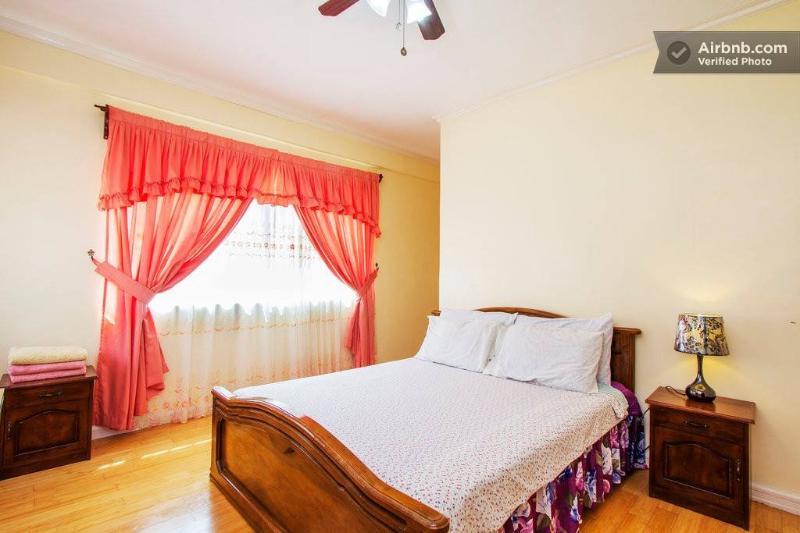 Master Bedroom - House in Cebu as vacation rental on weekly basis - Cebu City - rentals