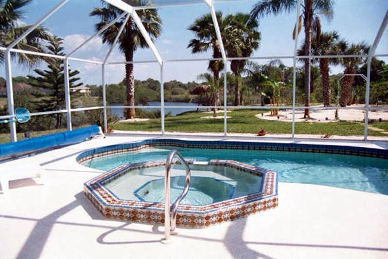 Heated Pool-Spa, Fishing Pier, Wifi - Tropical Paradise Luxury Home Heated Pool-Spa-Wifi - Venice - rentals