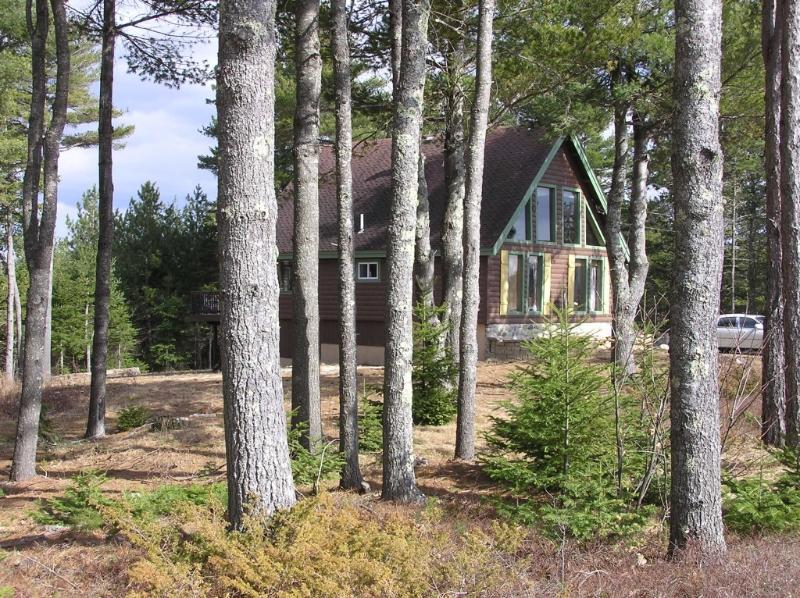 View of House - Chalet with Views of Acadia National Park - Franklin - rentals