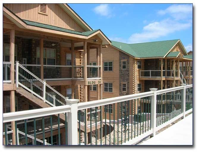 EXTERIOR - WELL DECORATED, WALK IN, 2 BEDROOM CONDO - Branson - rentals