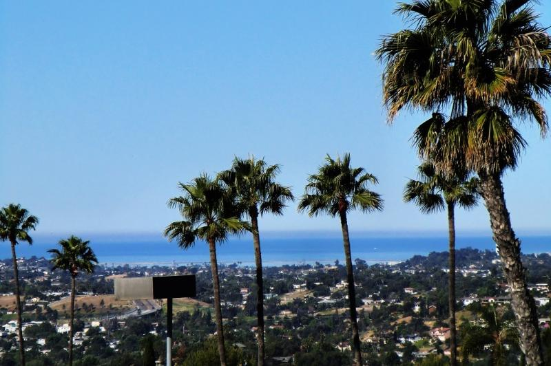 OCEAN VIEW (enlarged) - AWESOME MOUNTAIN & OCEAN VIEWS. 4 BR 3.5 BA - San Diego - rentals