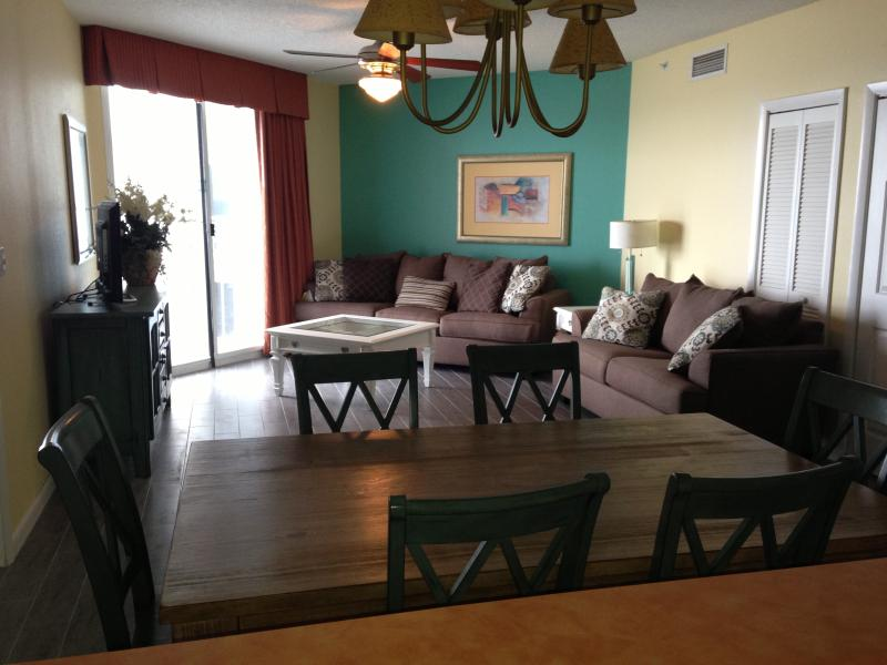 New Remodel! OCEAN WALK -2 Bed/ 2 bath Oceanview - Image 1 - Daytona Beach - rentals