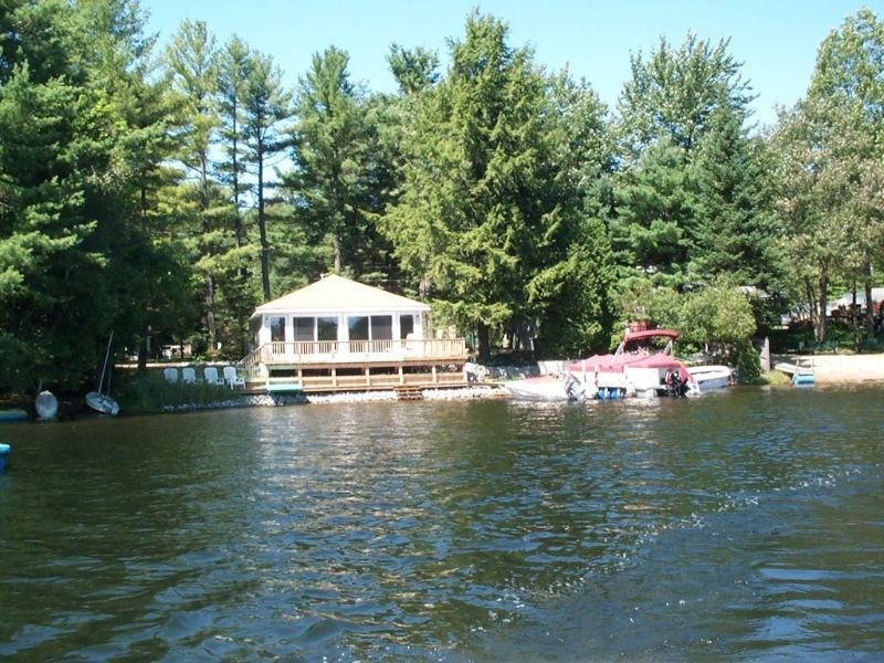 House from the Lake - Updated Adirondack Lakefront Rental - Caroga Lake - Gloversville - rentals