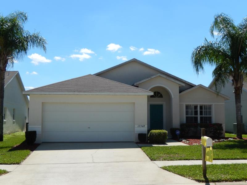 Front of home - Villa with pool, near Disney, lake view, WI-FI - Four Corners - rentals