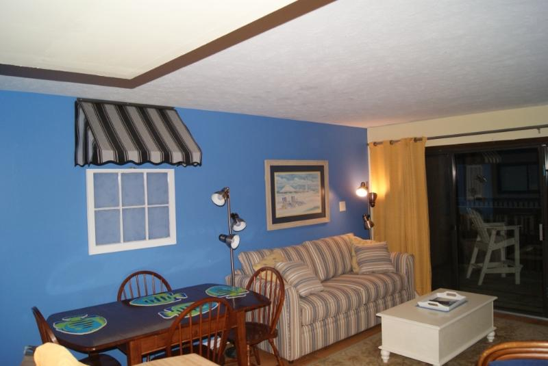Cute 1stFloor 1BR Oceanview See dates available!! - Image 1 - Carolina Beach - rentals