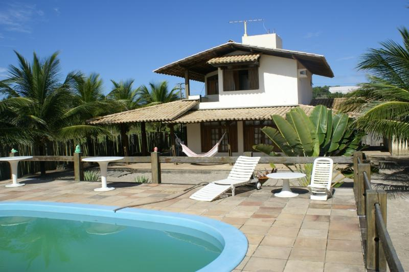 Beach House on Atlantic Coast of Brazil - Image 1 - Ilheus - rentals