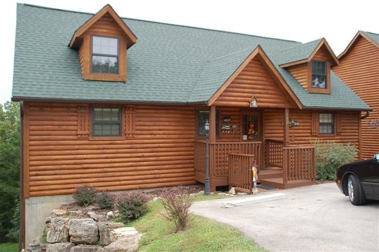Free Standing Log Cabin - Luxury 3BR/BA Cabin:  Great Rates and Location! - Branson - rentals