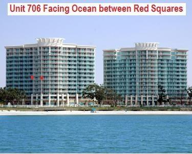 Legacy Towers, 2228 Beach Dr. Unit 706 - Great View overlooks the Gulf & Beach - 3 Pools - Gulfport - rentals