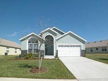 front elevation - Dopey's Delight 3 Mi To Disney-FREE POOL HEAT - Kissimmee - rentals