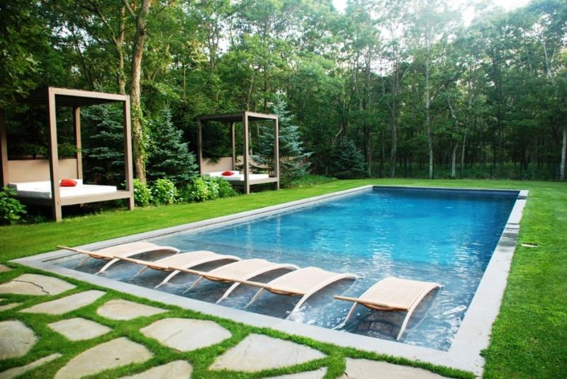 Pool - Designed as a Luxury Boutique Hotel - Sag Harbor - rentals