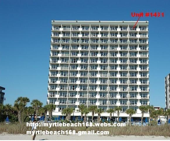 BoardWalk #1431 Location - OceanFront Penthouse 1 Bedroom Condo Located at the Board Walk - Myrtle Beach - rentals
