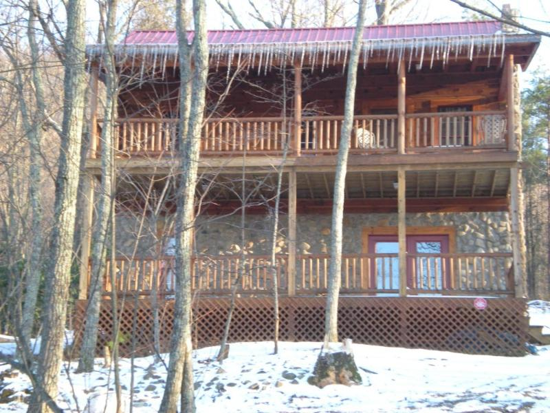 Cherokee National Forest Cabins - Image 1 - Chuckey - rentals