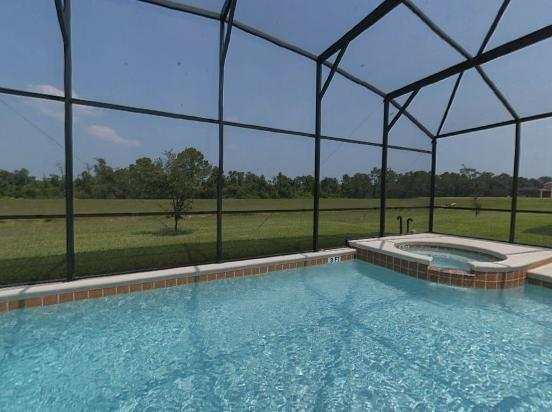 Backyard View - Emerald Island Paradise - Four Corners - rentals