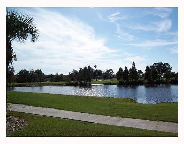View from Lanai - Fabulous Tara Condo with lake and golf course view - Bradenton - rentals