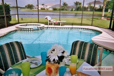 Beautiful Private Pool/Spa home - Image 1 - Kissimmee - rentals