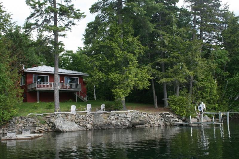 Waterfront Rental on Pleasant Pond - Image 1 - Island Falls - rentals