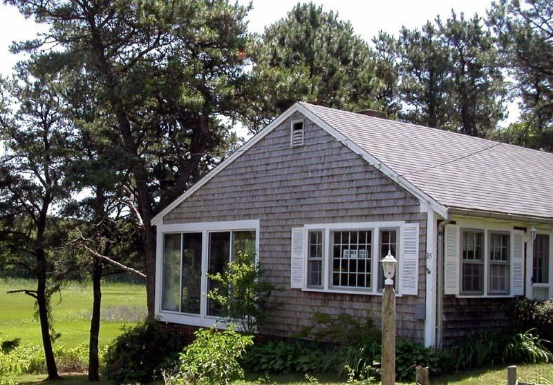 House exterior - Ides of Marsh - Chatham - rentals