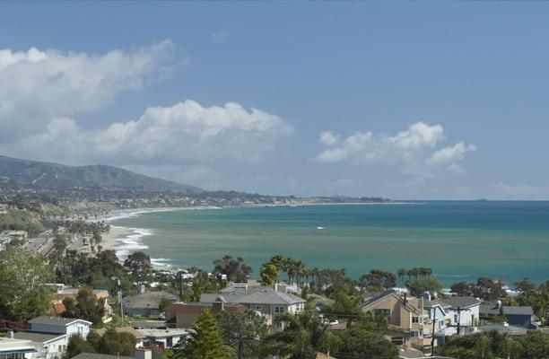 View from deck - Panorama Ocean View Mediterranean Style Home - Dana Point - rentals