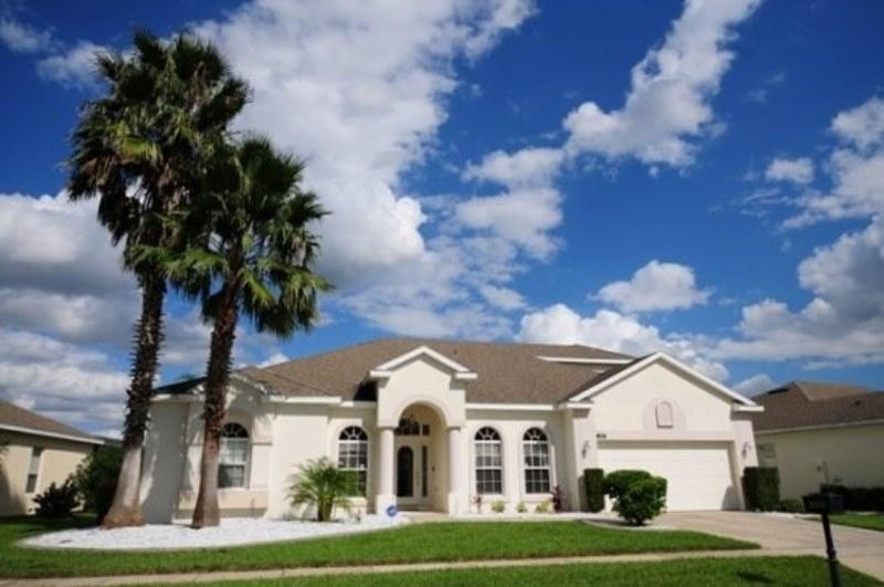 5BR Home in Golf Course Community near WDW - 520PD - Image 1 - Davenport - rentals