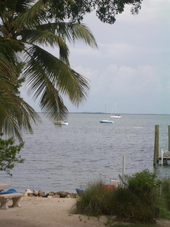 waterfront - bayfront beach house with sandy beach - Key Largo - rentals