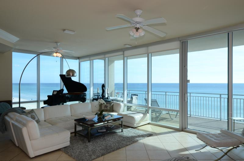 Walls of Windows! - SeaBliss~Luxury, Gulf Front Condo~On the Beach! - Destin - rentals
