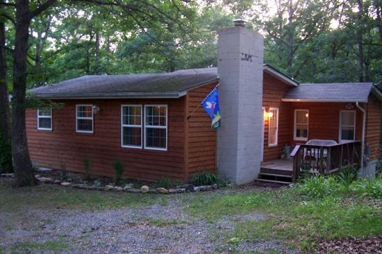 Caraway cabin,stars cabins ,river cabin,luray - Image 1 - Luray - rentals